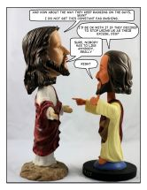 Buddy Christ Meets Jaheezus